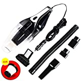 LYLLA Portable Handheld Vacuum 12V Car Vacuum Cleaner High Power Wet Dry 4000PA Suction Auto Vacuum Cleaner Tools