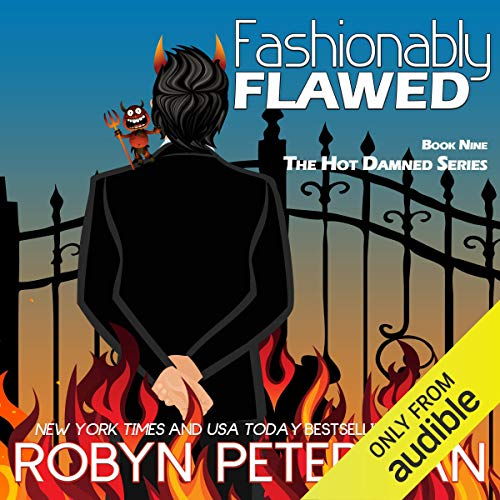 Fashionably Flawed cover art