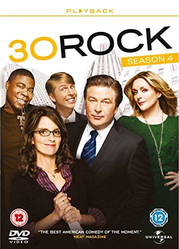 30 Rock: Season 4 [Edizione: Regno Unito] [Edizione: Regno Unito]