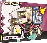 Pokémon USA, Inc. | Pokemon TCG: Celebrations Collection Dragapult Prime | Juego de Cartas | Edad 6 + | 2 Jugadores | Más de 20 Minutos de Tiempo de Juego