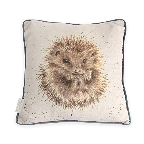 Wrendale Designs - Cushion - Awakening (Hedgehog)