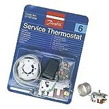 Termostato congelatore 077b2509 per frigorifero Thomson – 45 x 8821