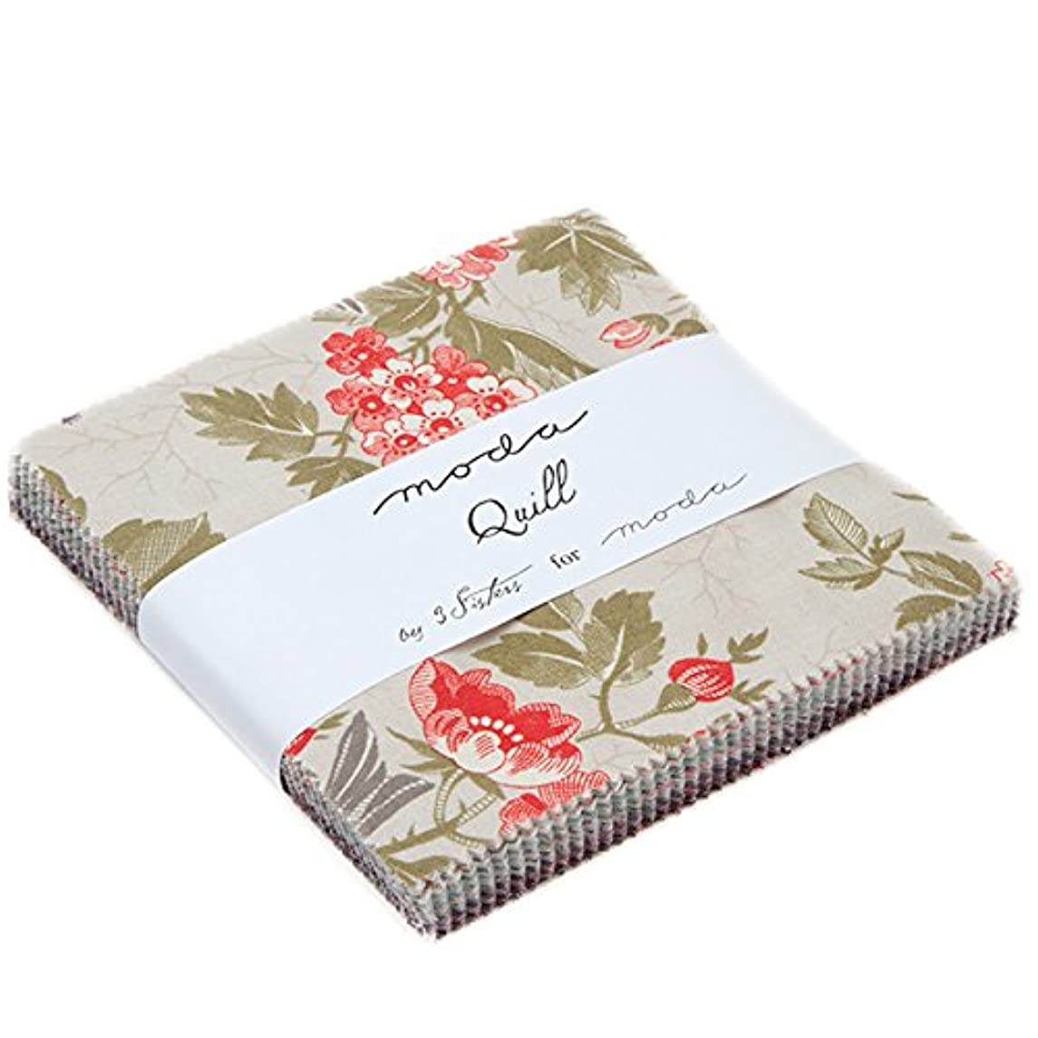 MODA Quill Charm Pack by 3 Sisters; 42-5