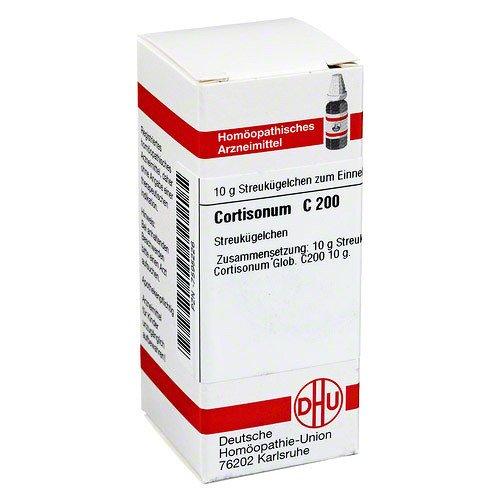 CORTISONUM C 200 Globuli 10 g Globuli