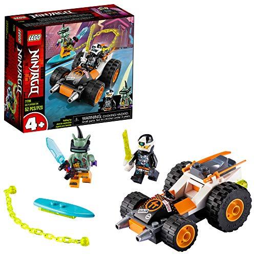 Lego Ninjago O Carro de Corrida do Cole 71706