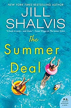 The Summer Deal: A Novel (The Wildstone Series Book 5) by [Jill Shalvis]