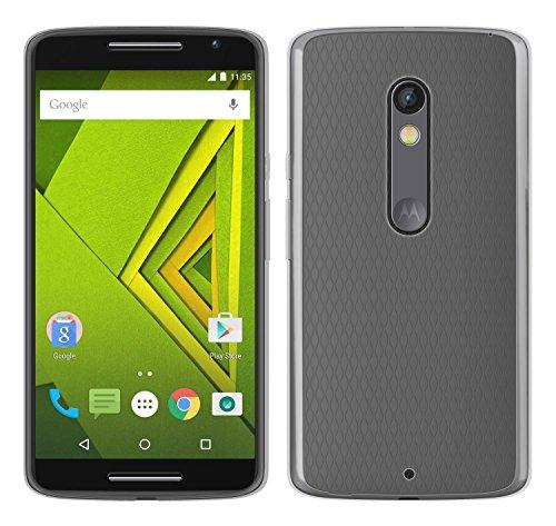 yayago Schutzhülle für Motorola Moto X Play Hülle Transparent