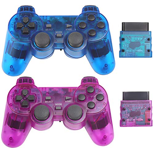 Wireless Controller for PS2 Play...