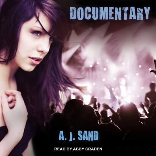 Documentary audiobook cover art
