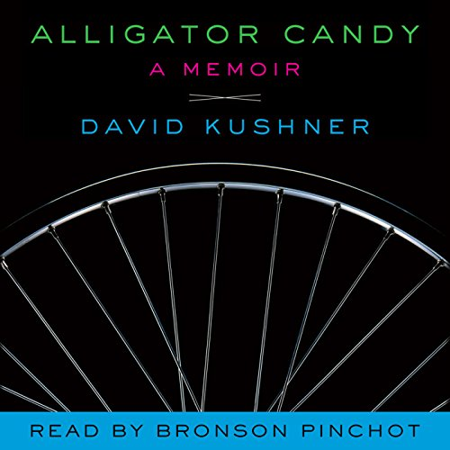 Alligator Candy cover art