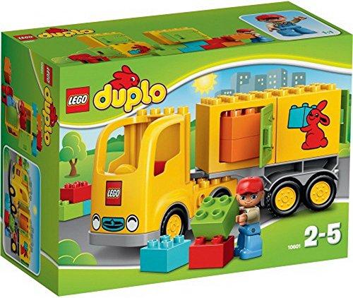 LEGO Duplo 10601 - Lastwagen mit Anhänger