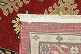 RugVista Teppich Schirwan Kazak, Kurzflor, 240 x 350 cm, Rechteckig, Orientalisch, Ziegler, Öko-Tex Standard 100, Polypropylen, Flur, Schlafzimmer, Wohnzimmer, Mehrfarbig - 3