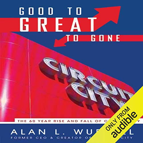 Page de couverture de Good to Great to Gone