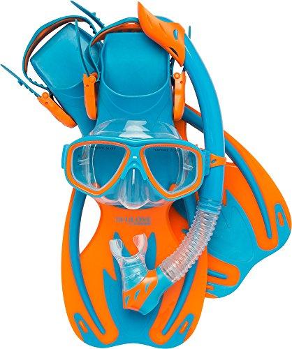 Cressi Rocks snorkel set for kids