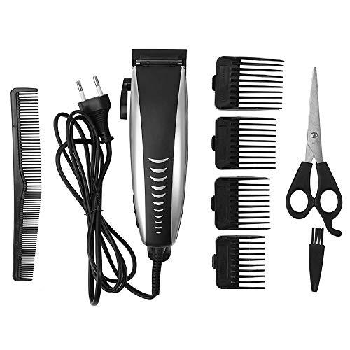 Coupeur de cheveux rechargeable pour les hommes et les enfants rayés ligne coupeur moteur réglable Chine