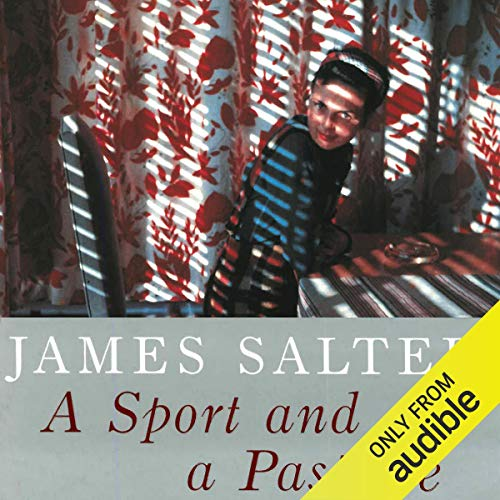 Couverture de A Sport and a Pastime