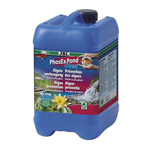 JBL PhosEx Pond Direct 27396 Phosphatentferner für Teiche, 5 l