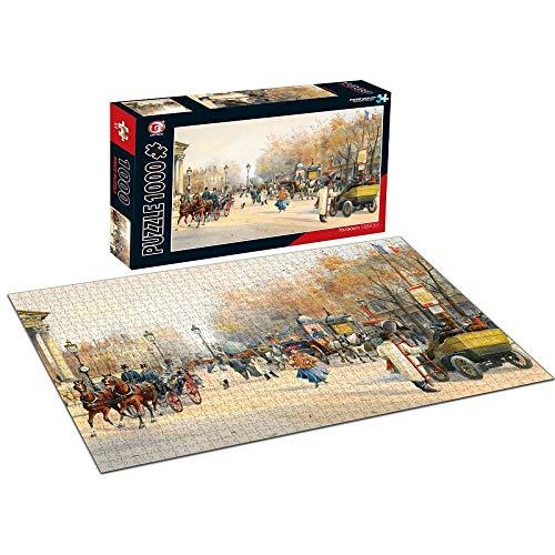 storefront 1000 Puzzleteile, Große Puzzlespiele Aus Landschaftspapieren, Dekompressionspuzzlespiele Für Erwachsene, Heimdekoration, Kreative