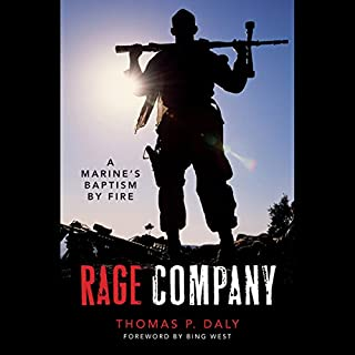 Rage Company cover art