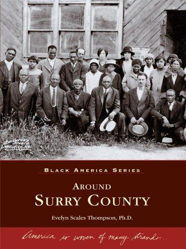 Around Surry County (Black America Series) (English Edition)