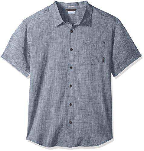 Columbia Under Exposure - Camisa de manga corta para hombre