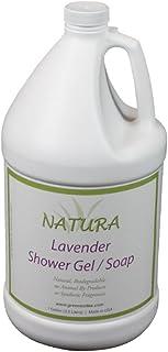 Green Suites Natura Lavender Shower Gel/Soap (1 Gallon)