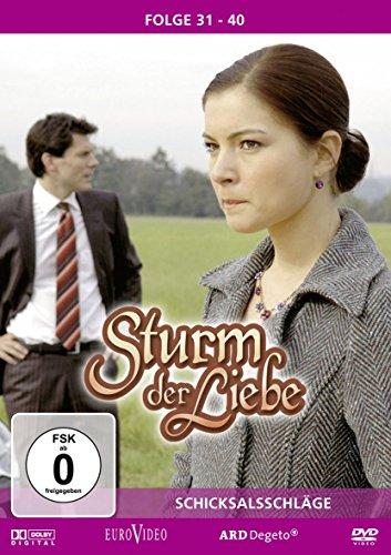 Sturm der Liebe  4 - Folge  31-40: Schicksalsschläge (3 DVDs)