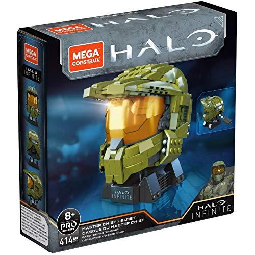 Mega Construx Halo - Infinite Series - Master Chief Helm - GVN33