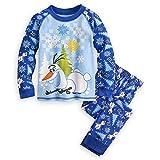 Disney Store Frozen Olaf Boy Or Girl 2PC Long...