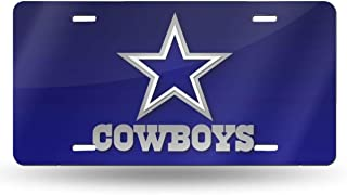 Dallas Cowboys Novelty Design Metal License Plate Tag Sign 6