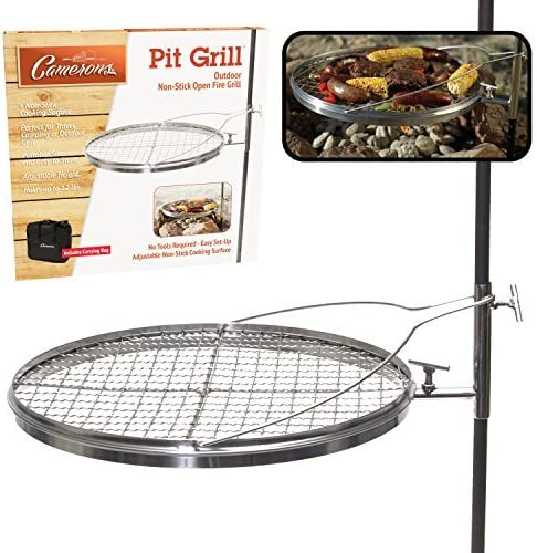 Top 10 Best camping grill over fire Reviews