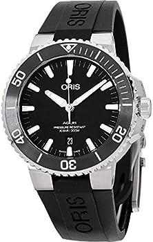 Oris Aquis Automatic Black Dial Men's Watch