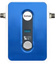Eemax EEM24013 Electric Tankless Water Heater, Blue