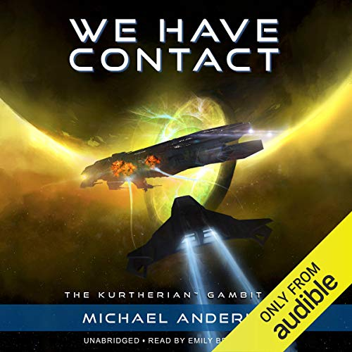 We Have Contact cover art