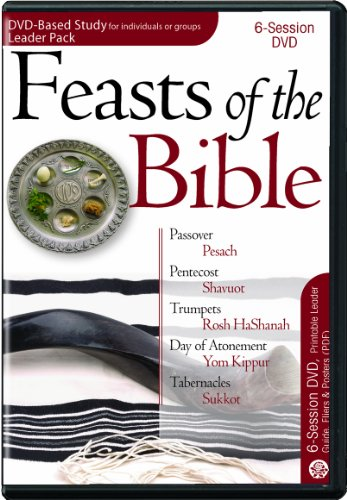 Feasts of the Bible Leader Pack for Group or Individual Study (6-session DVD)
