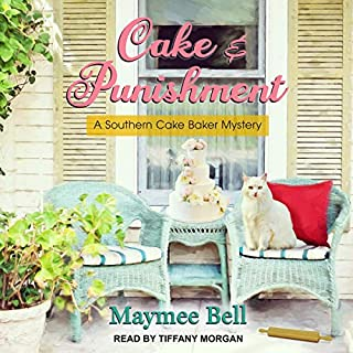 Cake and Punishment audiobook cover art