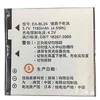 電池パックSHARP携帯電話バッテリーSHARP SH8128U EA-BL24交換用のバッテリー 電池互換3.7V 1190mAh/4.5Wh