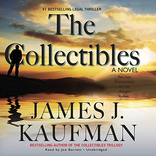 The Collectibles audiobook cover art