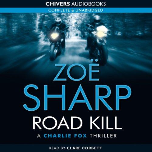 Road Kill audiobook cover art