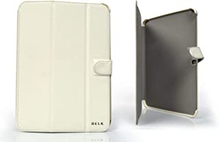 جراب تابلت جالاكسي تاب 3 P5200 من بيلك، لون ابيض