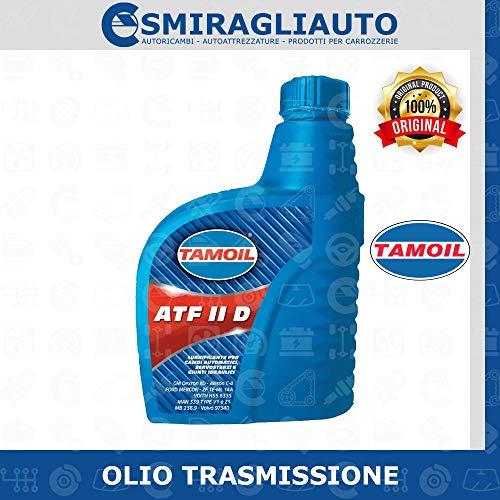 Olio Trasmissione Tamoil Atf Ii D Olio Cambio E Servosterzo 1 Litro