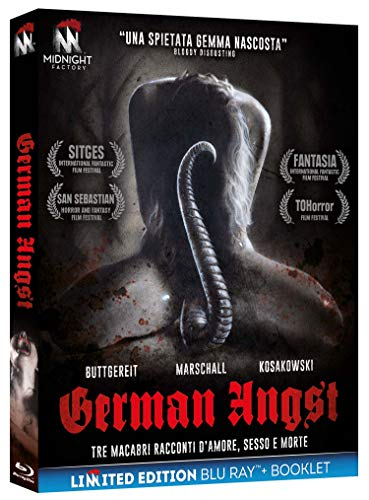 German Angst (Limited Edition) ( Blu Ray)