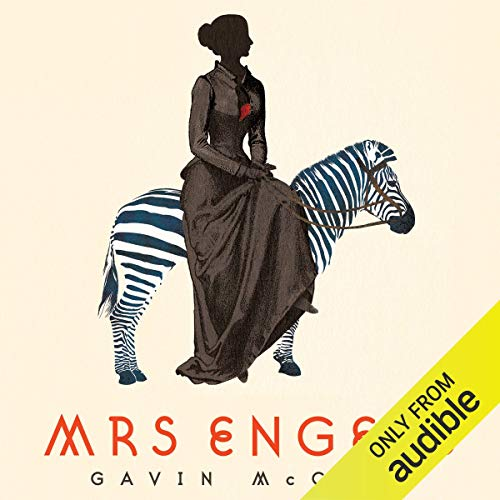 Mrs Engels audiobook cover art