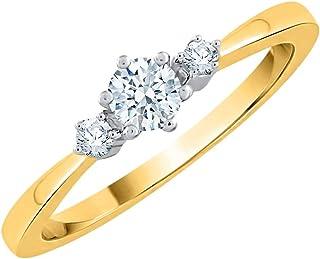 Diamond Wedding Band in 14K White Gold Size-9 1//10 cttw, G-H,I2-I3