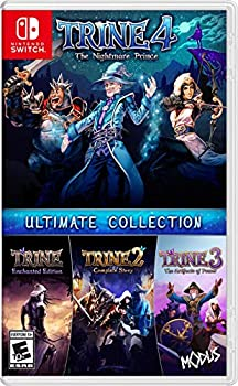 Trine: Ultimate Collection for Nintendo Switch/ PS4/ Xbox One