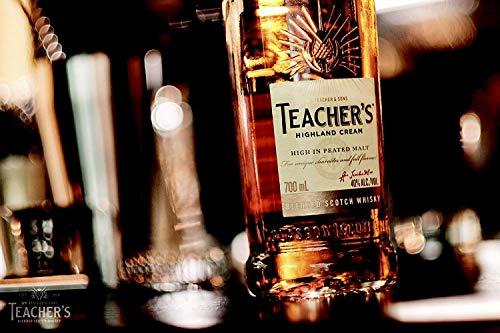Teacher's Blended Whisky - 4