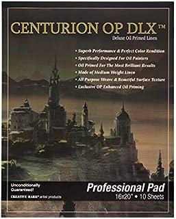Centurion Deluxe Oil Primed Linen Pad 16x20
