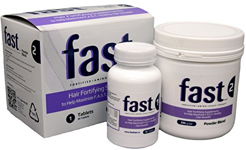 FAST Hair Growth Supplement