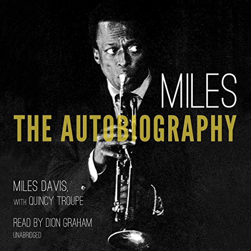 Miles audiobook cover art