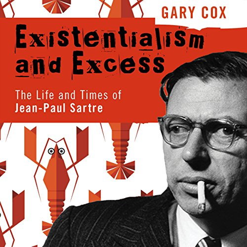 Existentialism and Excess audiobook cover art